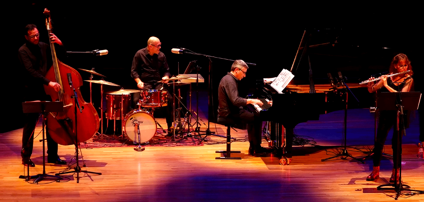 Concert – Suites pour flûte et trio jazz de Claude Bolling